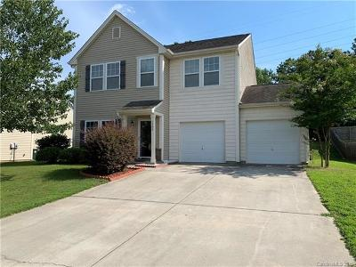 Clover Single Family Home For Sale: 1300 Century Drive