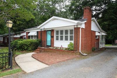 Charlotte Single Family Home For Sale: 516 Woodlawn Road