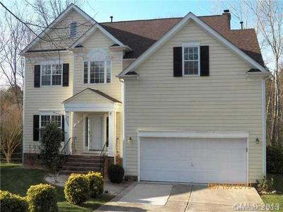 Single Family Home For Sale: 9000 Warbler Court