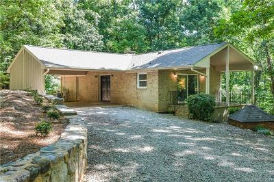 Charlotte Single Family Home For Sale: 3900 Brookwood Road
