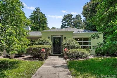 Statesville Single Family Home For Sale: 639 Margaret Drive