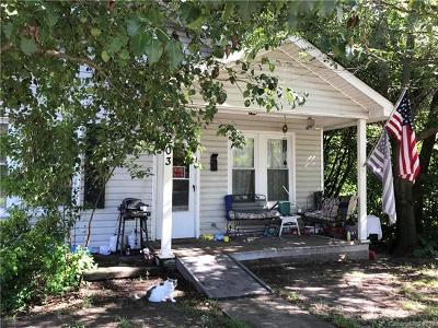 Cherryville Single Family Home For Sale: 203 1st Street