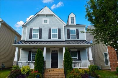 Charlotte Single Family Home For Sale: 10547 Royal Winchester Drive #88