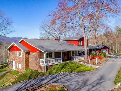 Buncombe County, Haywood County, Henderson County, Madison County Single Family Home For Auction: 58 Camby Drive
