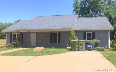 Hendersonville Single Family Home Under Contract-Show: 1474 Old Spartanburg Road