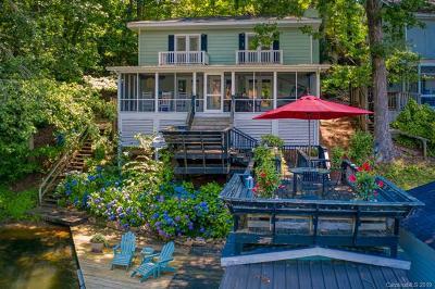 Single Family Home For Sale: 718 E Lakeshore Drive