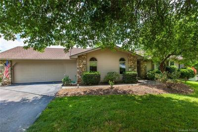 Horse Shoe Single Family Home For Sale: 32 Amber Drive