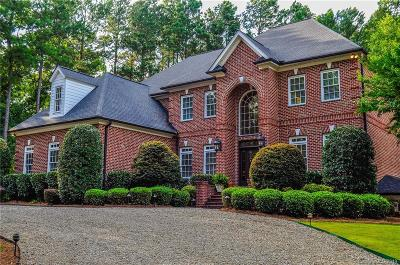 Oakboro Single Family Home For Sale: 16725 Silver Road
