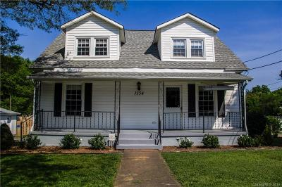 Shelby Single Family Home For Sale: 1154 Mitchell Street