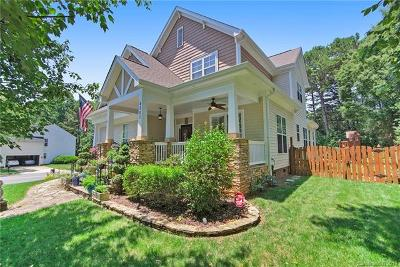 Robbins Park, Birkdale, Birkdale Village, Macaulay Single Family Home For Sale: 8201 Sandowne Lane