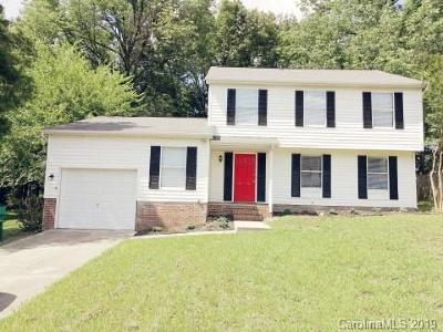 Single Family Home For Sale: 10721 Downpatrick Place