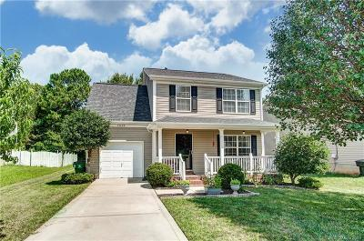 Steele Creek Single Family Home Under Contract-Show: 14628 Arlandes Drive