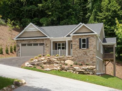 Hendersonville Single Family Home For Sale: 322 Shaws Creek Farm Road