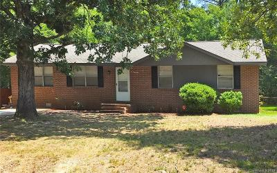 Single Family Home For Sale: 1606 Amber Lane