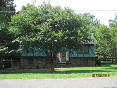 Cherryville Single Family Home For Sale: 124 Oakley Lane