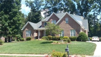 Salisbury Single Family Home For Sale: 214 Churchill Drive