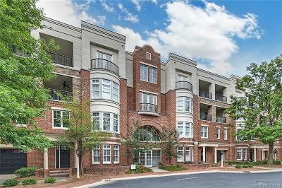 Charlotte Condo/Townhouse For Sale: 6779 Louisburg Square Lane