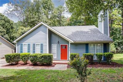 Charlotte NC Single Family Home For Sale: $265,900
