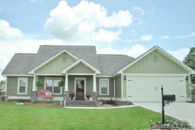 Statesville Single Family Home For Sale: 151 Sams Way