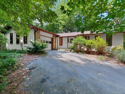 Hendersonville Single Family Home Under Contract-Show: 106 Timber Run Road