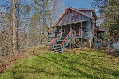 Haywood County Single Family Home For Sale: 9295 White Oak Road