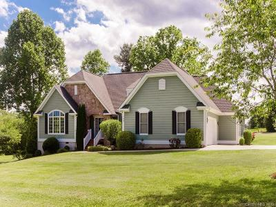 Hendersonville Single Family Home For Sale: 143 Lewis Creek Drive
