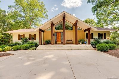 Charlotte Single Family Home For Sale: 6527 Amos Smith Road