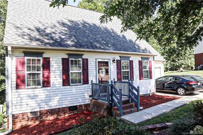 Kannapolis Single Family Home For Sale: 2105 Congress Court