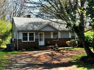 Charlotte Single Family Home For Sale: 3717 Marvin Road