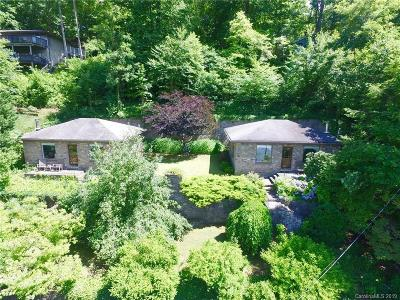 Haywood County Multi Family Home For Sale: 1955 & 1973 S Lakeshore Drive