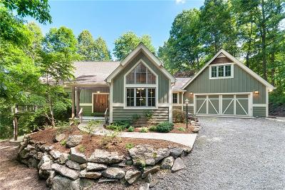 Hendersonville Single Family Home For Sale: 589 Ashley Bend Trail