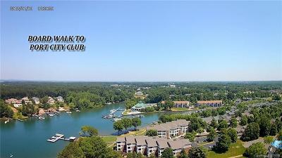 Cornelius Condo/Townhouse For Sale: 18709 Nautical Drive #104