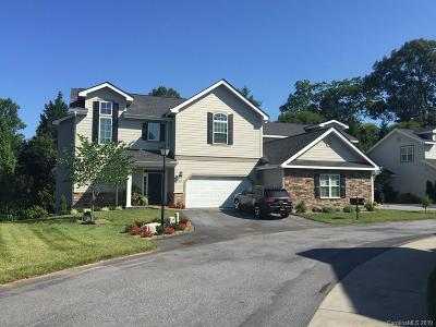 Hendersonville Condo/Townhouse Under Contract-Show: 211 Towne Place Drive