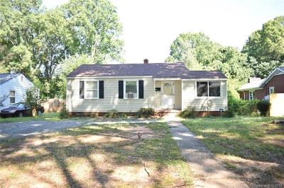 Charlotte Single Family Home Under Contract-Show: 225 Gene Avenue