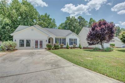 Gastonia Single Family Home For Sale: 4320 Timberwood Drive