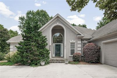 Single Family Home For Sale: 21520 Crown Lake Drive