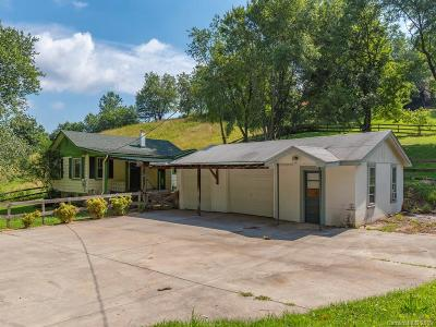 Haywood County Single Family Home For Sale: 143 Carl Arrington Road