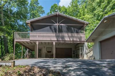 Black Mountain Single Family Home For Sale: 220 Deer Run Road
