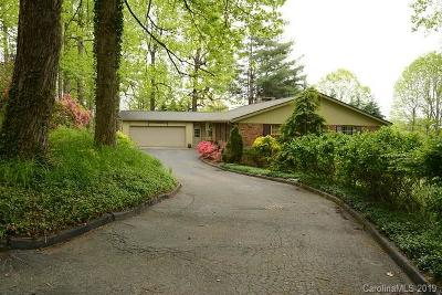 Hendersonville Single Family Home For Sale: 458 Sabine Drive