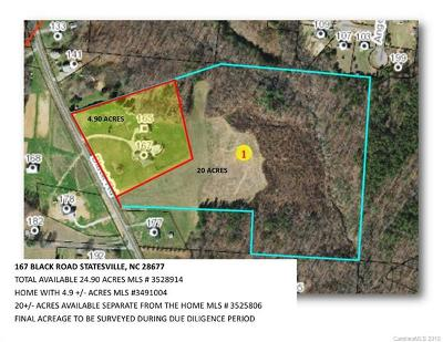 Residential Lots & Land For Sale: Black Road