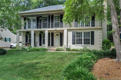 Matthews Single Family Home For Sale: 7026 Brookgreen Terrace