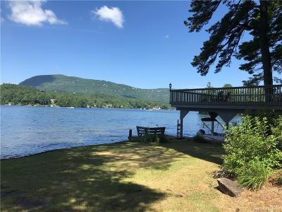 Transylvania County Single Family Home For Sale: 547 Blue Ridge Road