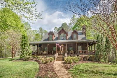 Rutherford County Single Family Home For Sale: 1694 Frog Creek Road