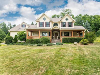 Buncombe County, Haywood County, Henderson County, Madison County Single Family Home For Sale: 105 Blackstone Court