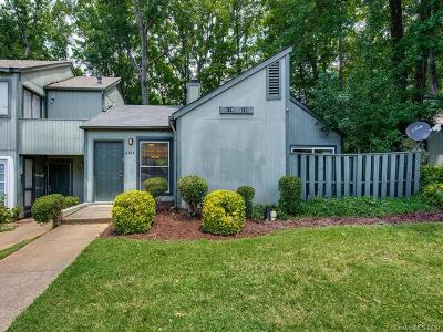 Charlotte Condo/Townhouse Under Contract-Show: 6124 Bent Tree Court #33
