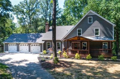 Single Family Home For Sale: 3811 High Ridge Road