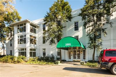 Myers Park Condo/Townhouse Under Contract-Show: 2501 Roswell Avenue #101