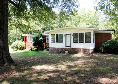Stanly County Single Family Home For Sale: 44271 Danville Road