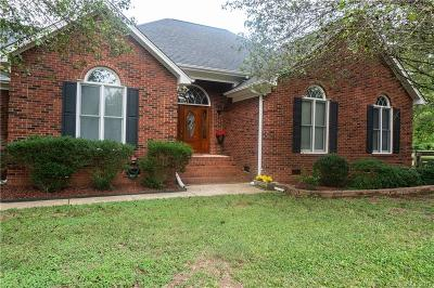 Marvin Single Family Home For Sale: 9819 Chestnut Road