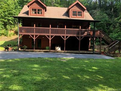 McDowell County Single Family Home For Sale: 1390 Grants Mountain Road
